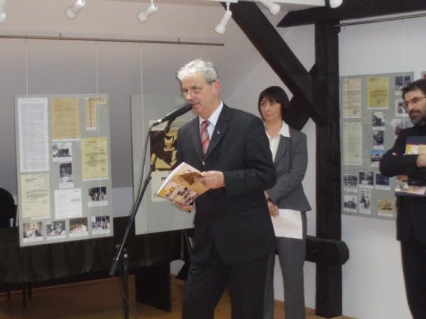 Otvorenje izložbe ''50 godina DASB-a''