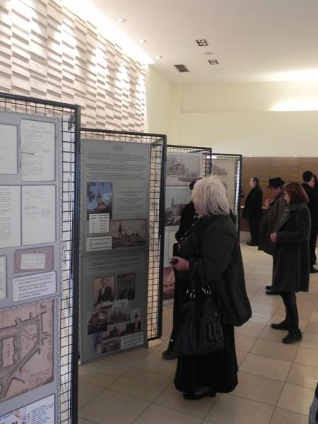 Otvorenje izložbe ''Subotičke gradske kuće'' u Vukovaru