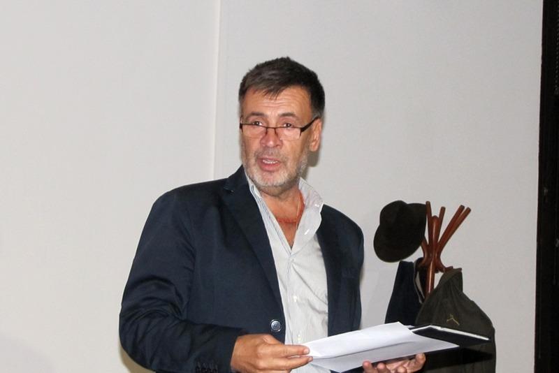 Joško Ševo-recital Matoš